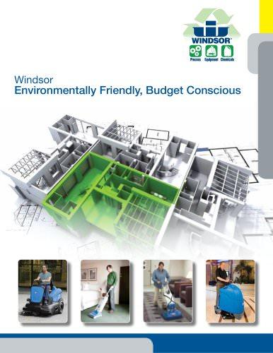 2012 PDIR Green Cleaning Program