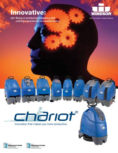 Chariot Stand-On Series Brochure