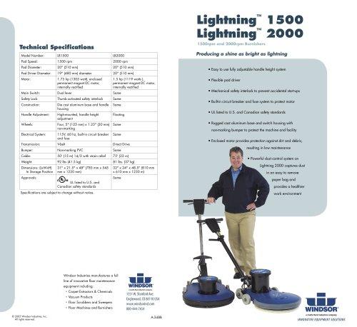 Lightning 1500/2000