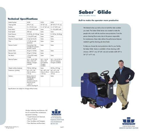 Saber Glide