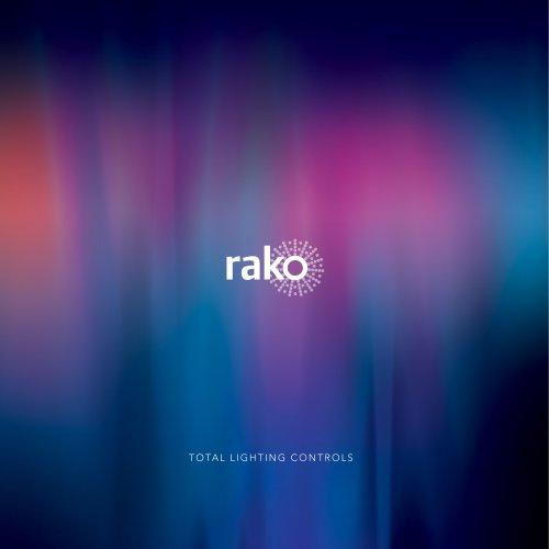 Rako Controls Brochure 2020