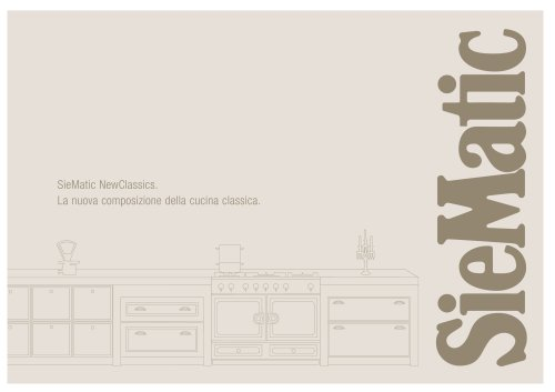 SieMatic NewClassics