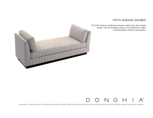 FIFTH AVENUE DAYBED