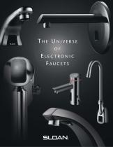 The universe of electronic faucet