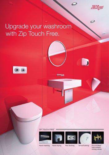 Washroom brochure
