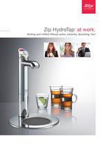 Zip HydroTap at Work