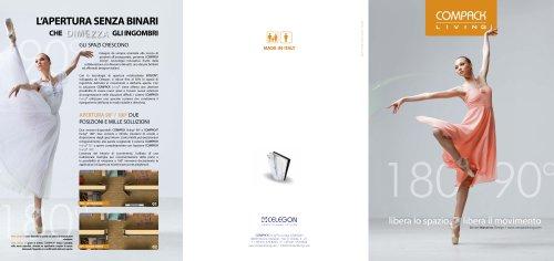Celegon - Brochure Compack Living - IT