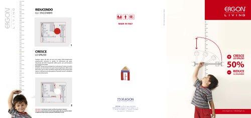 Celegon - Brochure Ergon Living - IT