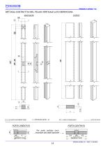 CELEGON - Ergon Living TE - Manuale Tecnico IT-rev11 - 14
