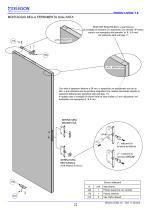 CELEGON - Ergon Living TE - Manuale Tecnico IT-rev11 - 22