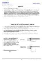 CELEGON - Ergon Living TE - Manuale Tecnico IT-rev11 - 5