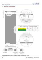 CELEGON - Ergon Living TE Slim - Manuale Tecnico IT-rev7 - 10