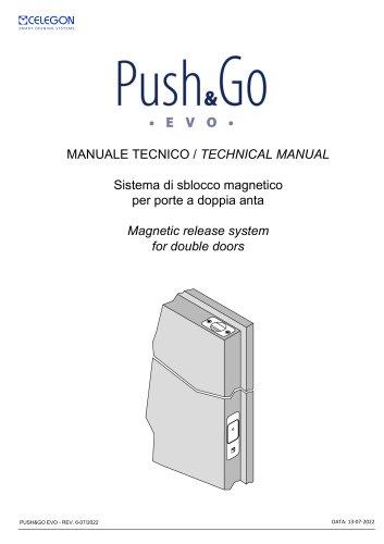 Celegon - Istruzioni tecniche Push&Go EVO-rev4