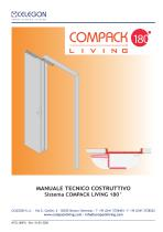Celegon - Manuale tecnico Compack Living 180° - IT