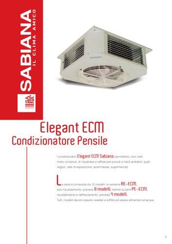 Elegant ECM Condizionatore Pensile