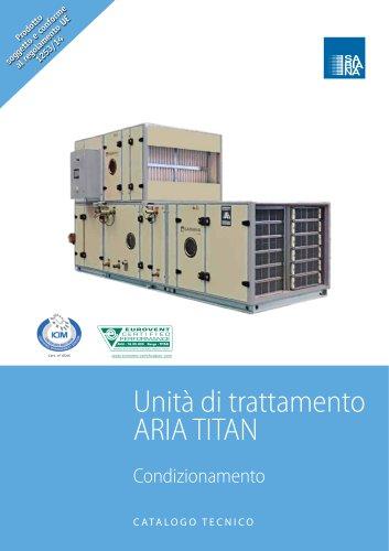 Unità di trattamento ARIA TITAN