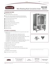 OV310E Mini Rotating Rack Convection Oven ? Electric