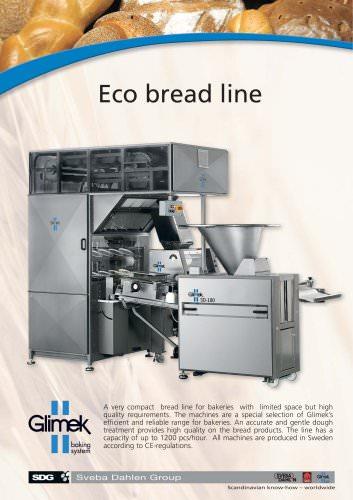 Eco bread line