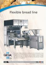 Flexible bread line