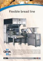 Glimek Flexible Bread Line