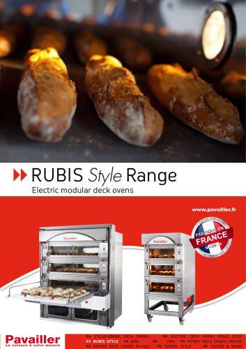 RUBIS Style Range
