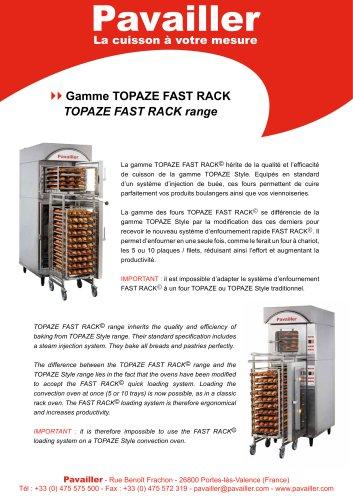 Topaze Fast Rack