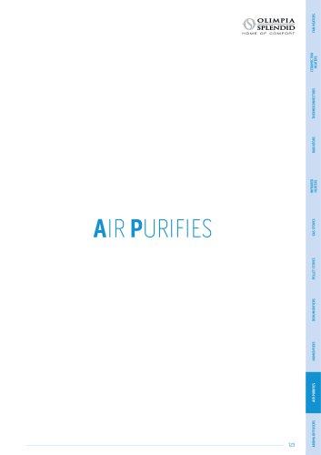 AIR PURIFIES