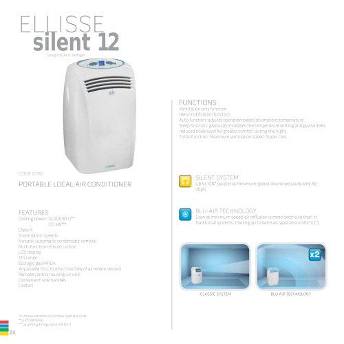 Ellisse silent 12