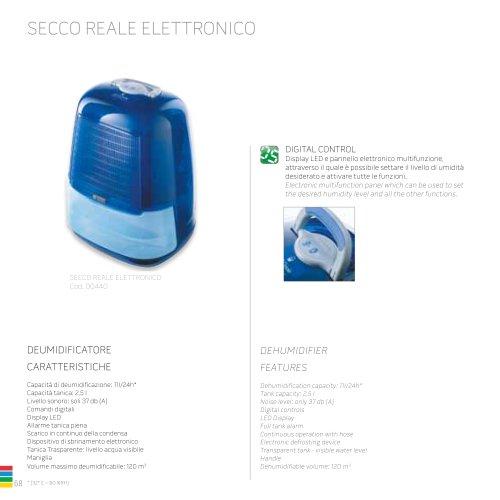 SECCO REALE ELETTRONICO