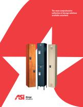 ASI Storage Solutions (Lockers and Storage)
