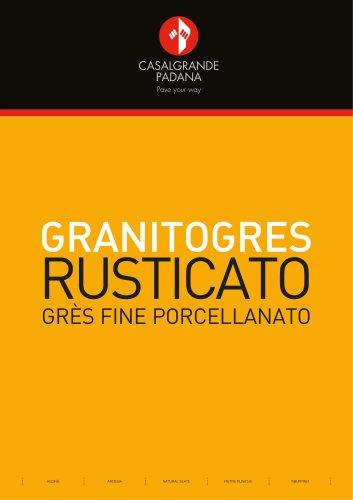 Granitogres Rusticato