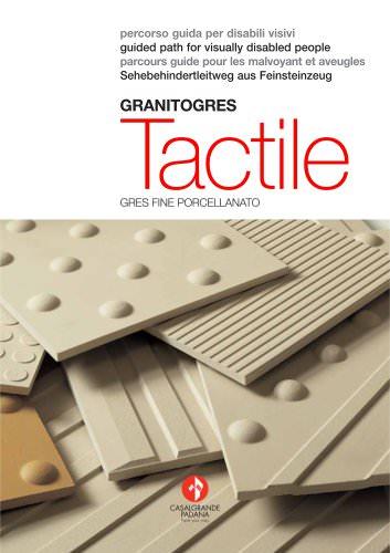 Granitogres - TACTILE