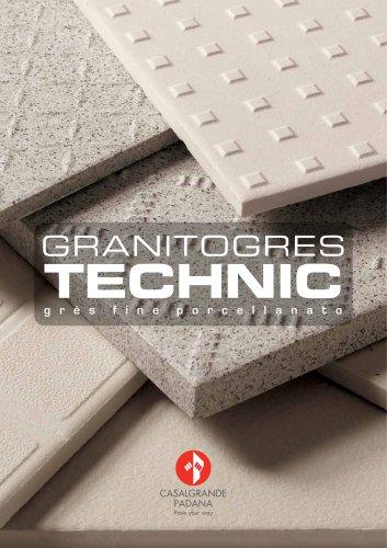Granitogres - Technic
