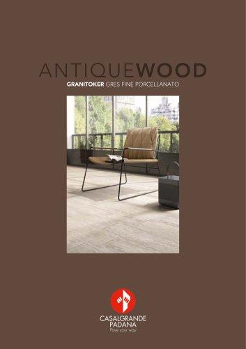 Granitoker - Antique Wood