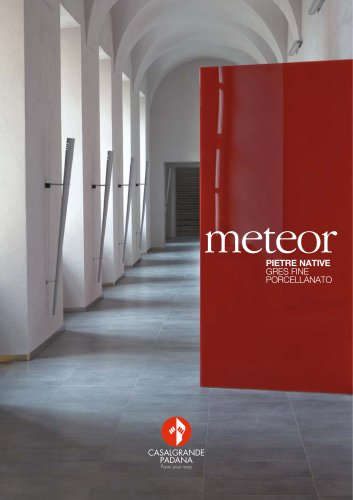 Pietre Native - Meteor