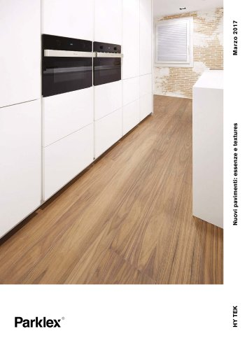 New floors: HY TEK (Booklet)