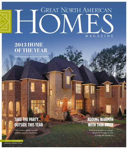 Great North American Homes Volume