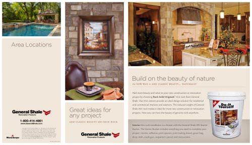 Thin Rock Quadfold Brochure