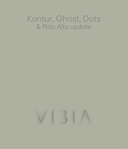 Vibia _ New collections 2021 - Dots -Ghost - Kontur