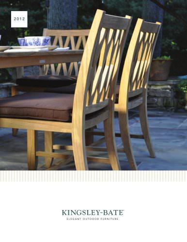 Kingsley Bate 2012