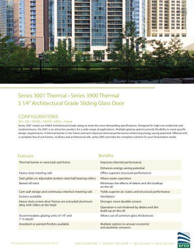 Series 3001-3900 Thermal