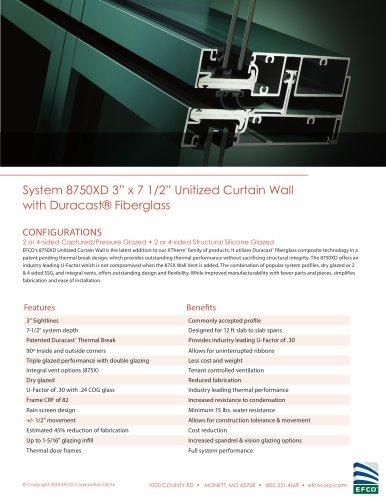 System 8750XD