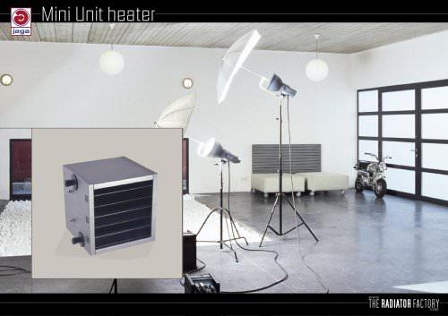 Mini Unit heater