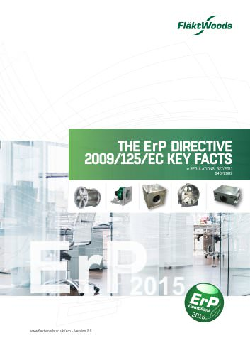 THE ErP DIRECTIVE