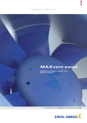 MAXvent owlet