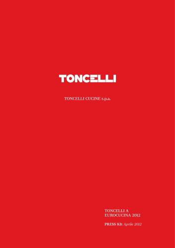 L\'AZIENDA - TONCELLI - Catalogo PDF   Documentazione   Brochure