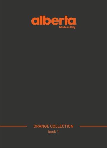 ALBERTA ORANGE COLLECTION BOOK 1