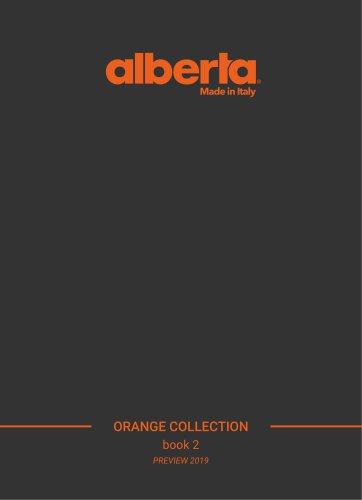 ALBERTA ORANGE COLLECTION BOOK 2