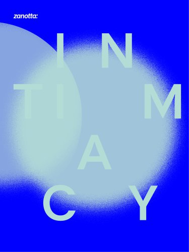 INTIMACY | 2021 COLLECTION