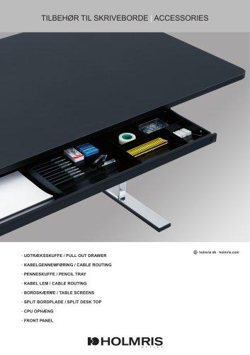 Accessories for desks